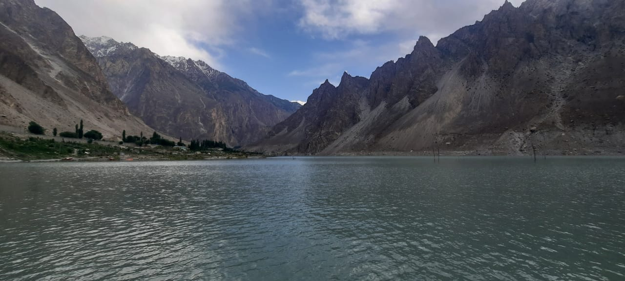 Attabad Lake View in June 2021 - Rozefstourism.com