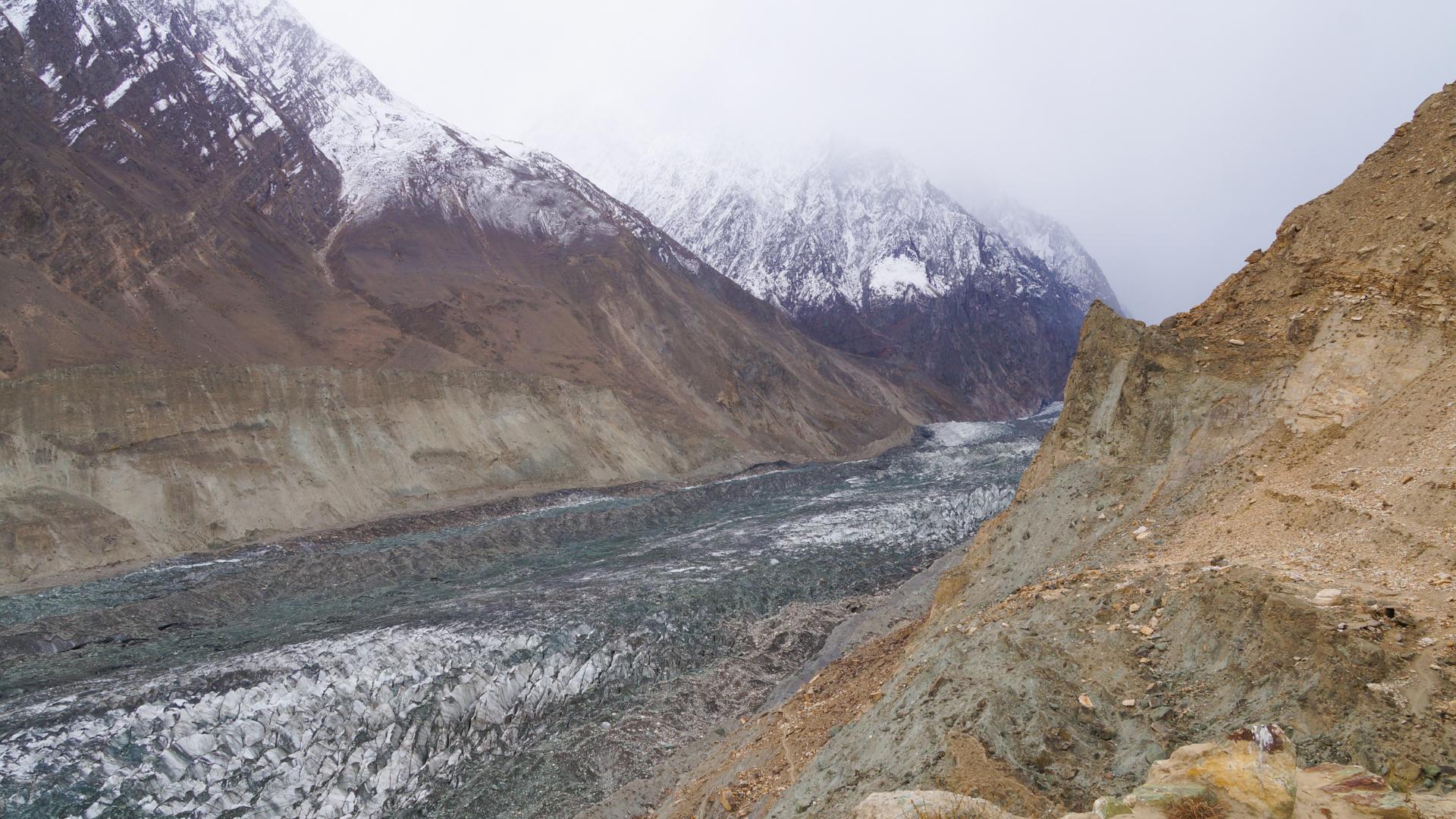 Hoper Glacier - Rozefs Tourism