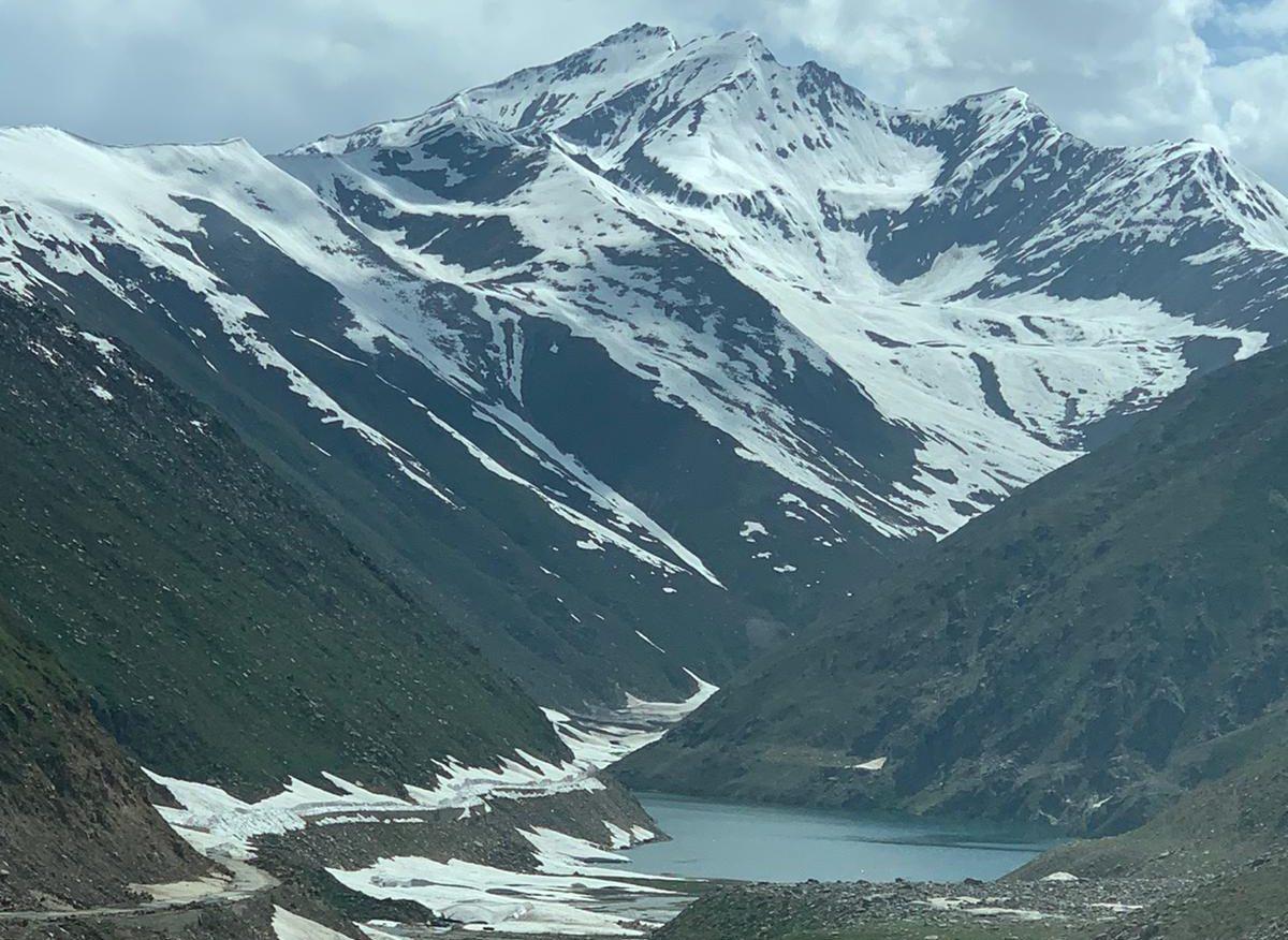 Lush Green Mountains of Naran Kaghan