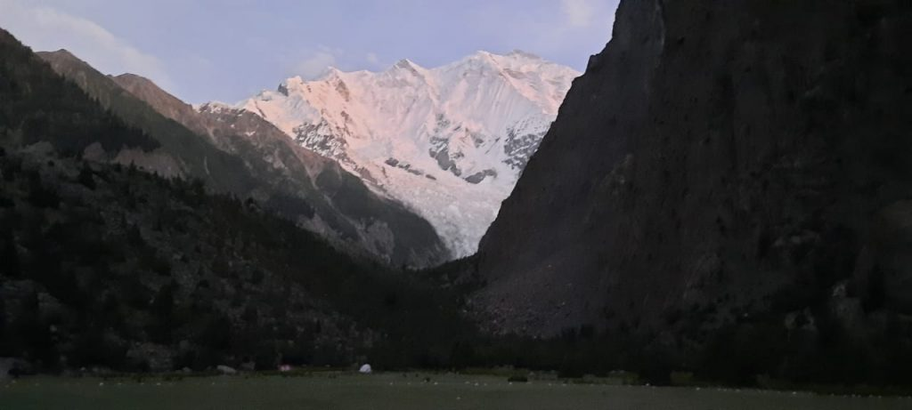 Rakaposhi Base camp