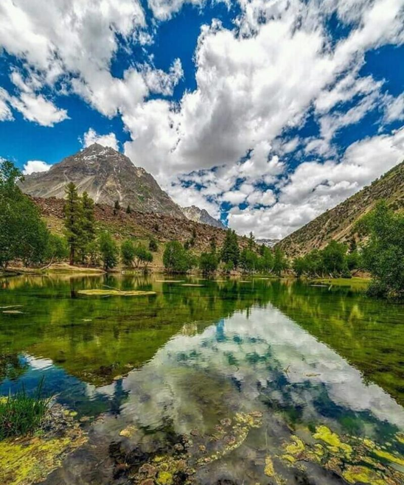 Satrangi Lake - Rozefs Tourism