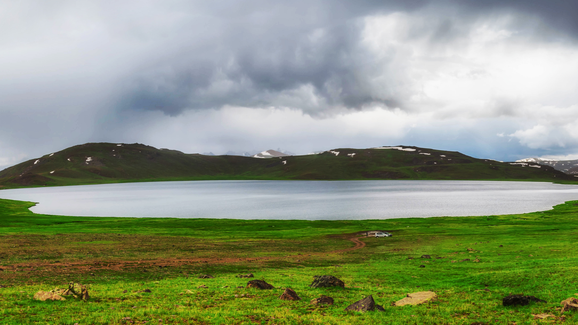 Sheosar Lake - Rozefs Tourism