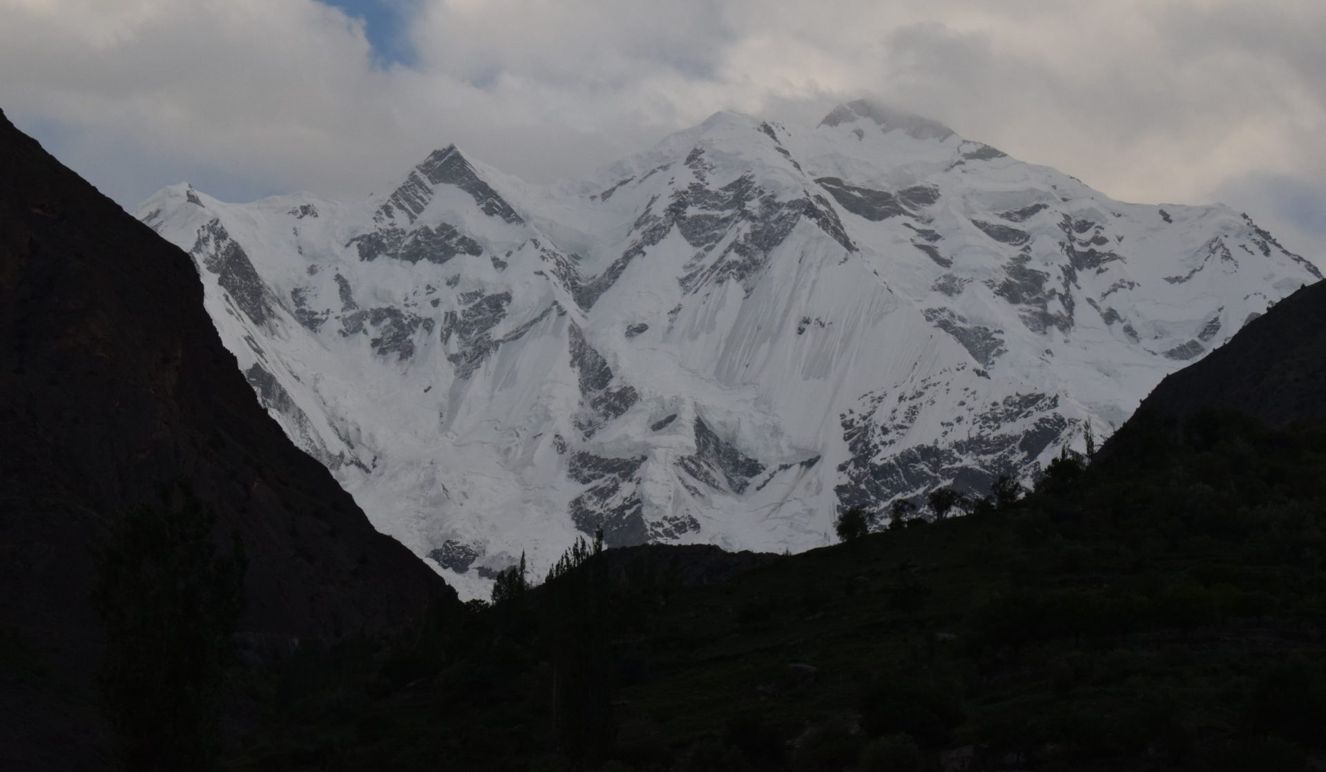 Rakaposhi Peak View in Nagar Valley - Rozefstourism.com