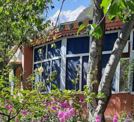 Rozefs Resort & Hotel in Hunza Valley