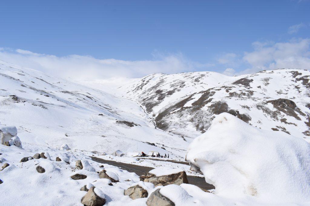 Deosai Plateau Road Condition - Rozefstourism.com