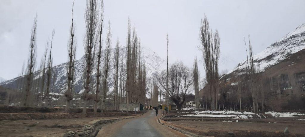 Hoper Valley in Winter - Rozefstourism.com