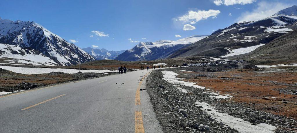 Khunjerab Pass weather