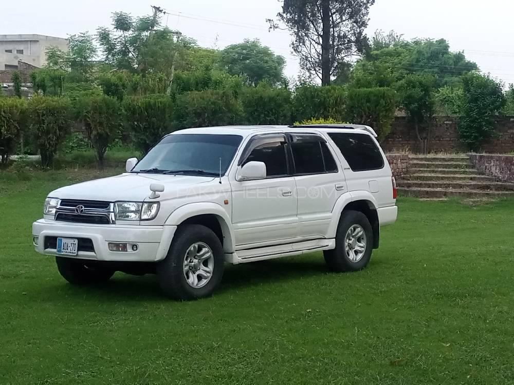 toyota surf available for rent in Islamabad and Giglit and Hunza